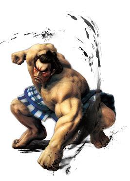 #30 Street Fighter Wallpaper