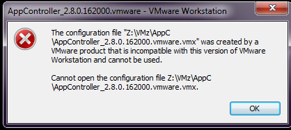 invalid partition