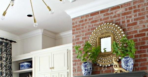 Dimples and tangles urbane bronze living room shelves for B q living room shelves