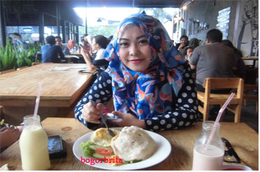 Sensasi Aneka Susu Momo Milk Bogor