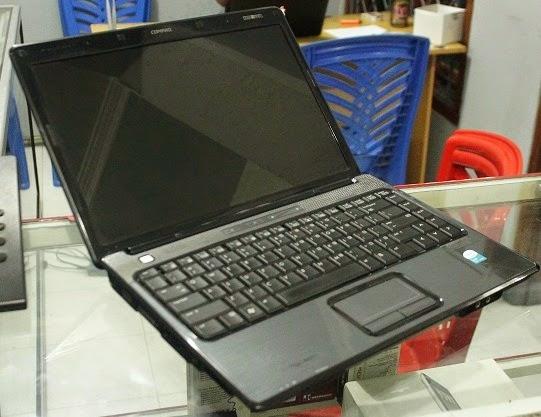 jual Compaq V3307tu bekas