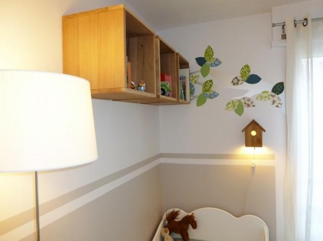 C mo decorar un dormitorio para 2 ni os infantil decora for Cuartos de nina y nino juntos