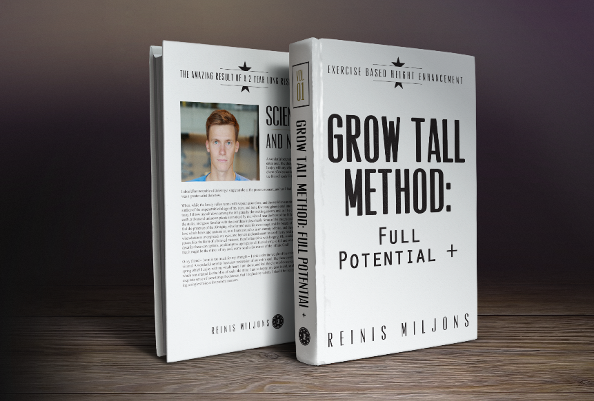 Grow Tall Method | Finally we have brought to you a proven way how to grow taller with the most effective, natural, exercise based height enhancement program!Finally we have brought to you a proven way how to grow taller with the most effective, natural, exercise based height enhancement program!