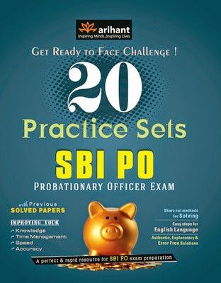 Best Book for SBI PO 2014 - SBI PO Preparation Book