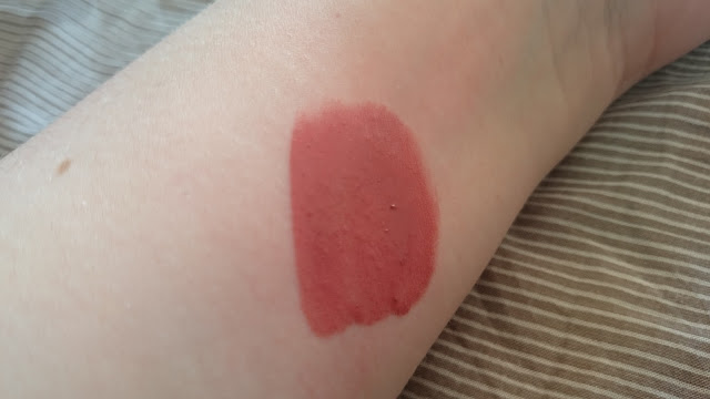Rimmel Provocalips 730 make your move swatch
