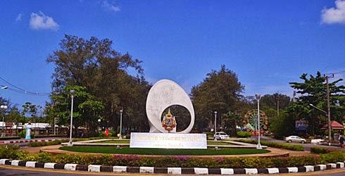 الحديقة الشعبية سافان هين في بوكيت