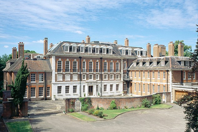 LONDON'S PRICIEST MANSION