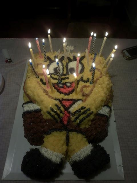 spongebob torta golosa!!!