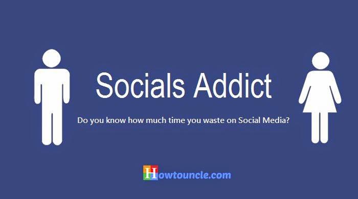 Socials Addict, Socials Addict android app, Social Media, Social Network Addiction
