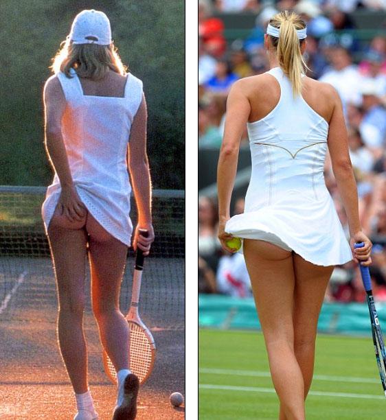"""El famoso poster """"Athena"""" ahora en versión María Sharapova . Pero a ..."""