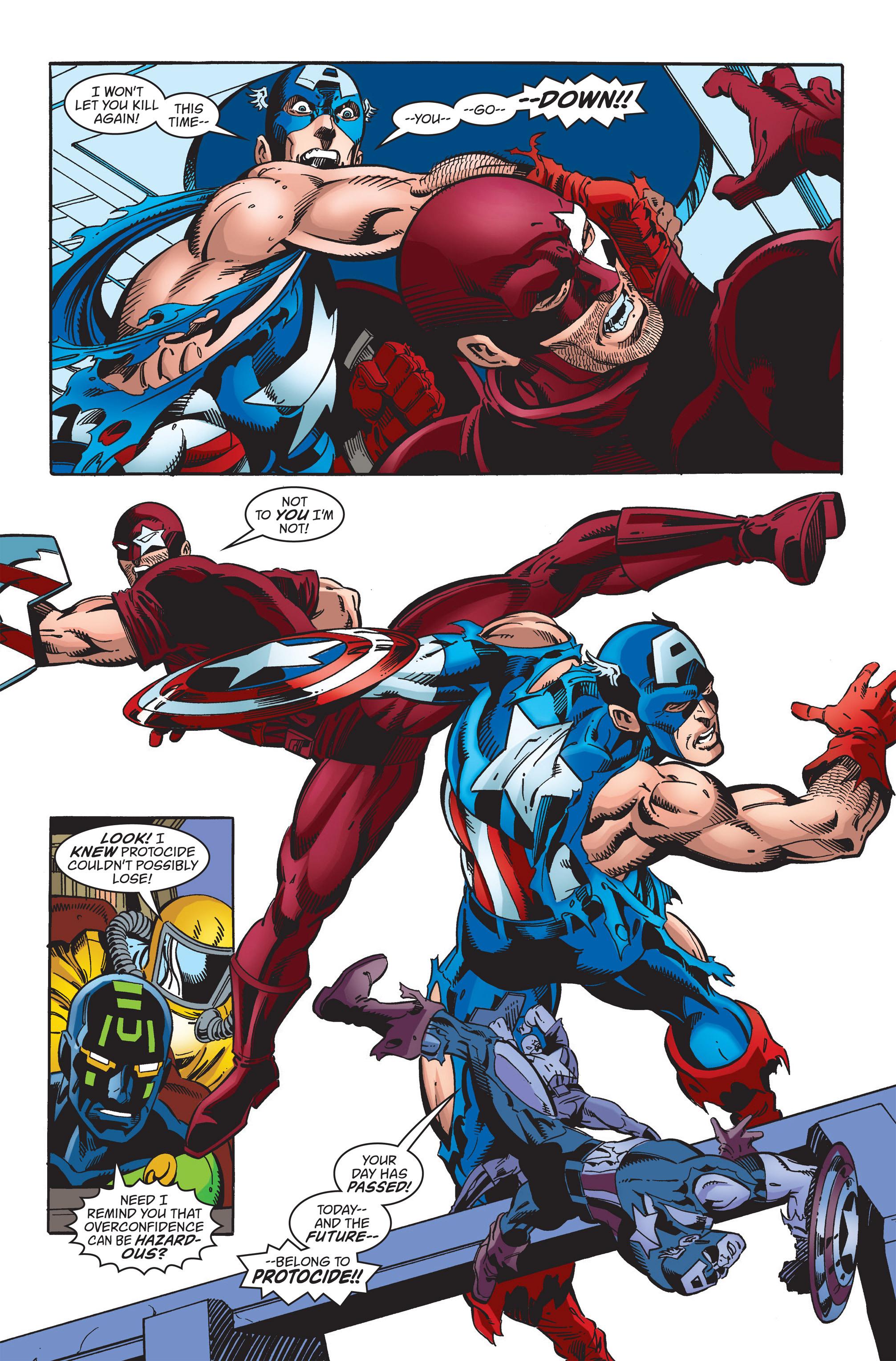 Captain America (1998) Issue #38 #45 - English 17