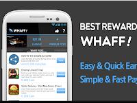 Whaff Apk Aplikasi Penghasil Uang Dollar di Android