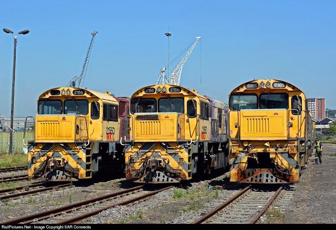 Ex Queensland Railway 2155D / 2156D / 2161D