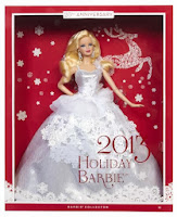 Barbie Magia delle Feste 2013 2014 Natale Mattel prezzo caratteristiche bambola