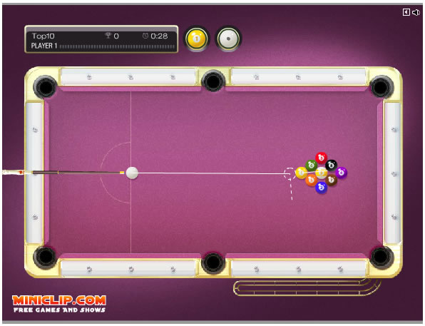 Ball Game : Deluxe Pool