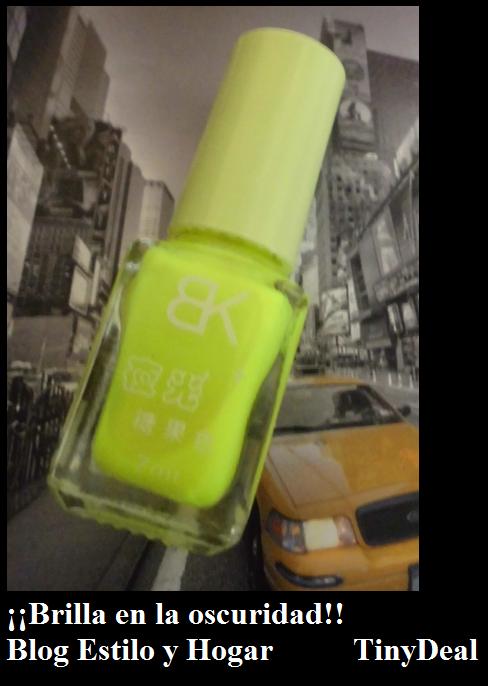 Estilo y hogar: Mi compra de productos para nail art en TinyDeal.