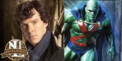 "Benedict Cumberbatch diz ""sim, talvez"" a Liga da Justiça!"