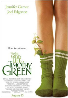 Ver The Odd Life of Timothy Green (2012) Online