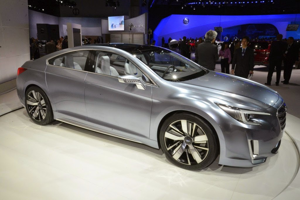 2016 Subaru Legacy Release Date and Price