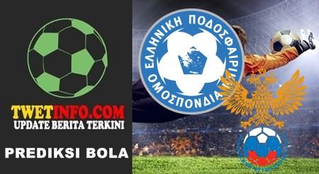 Prediksi Greece U19 vs Russia U19