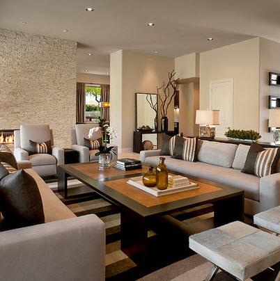 Diseño de Sala Estar con ideas, fotos y tips de construcción ...