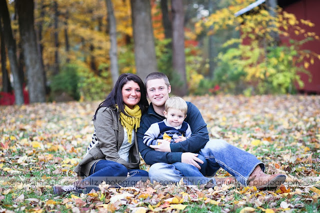 photo of a family at Fowler Park in Terre Haute, IN