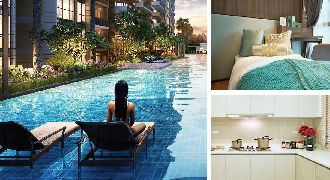 Exclusive units in The Vales EC Singapore
