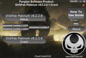 DVDFab Platinum v8.2.2.8 + Crack