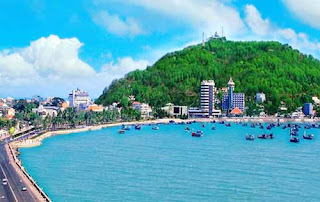 Vung Tau and the most beautiful beaches