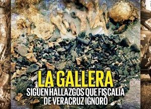 """La Gallera: """"La realidad le está tallando la cara al Fiscal"""", continúan hallazgos"""