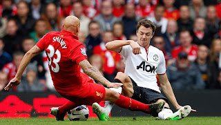 Kartu Merah Jonjo Shelvey Liverpool VS MU