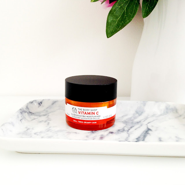 The Bodyshop Vitamin C Glow Boosting Moisturiser