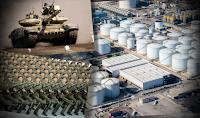 Disturbing Petroleum Analysys