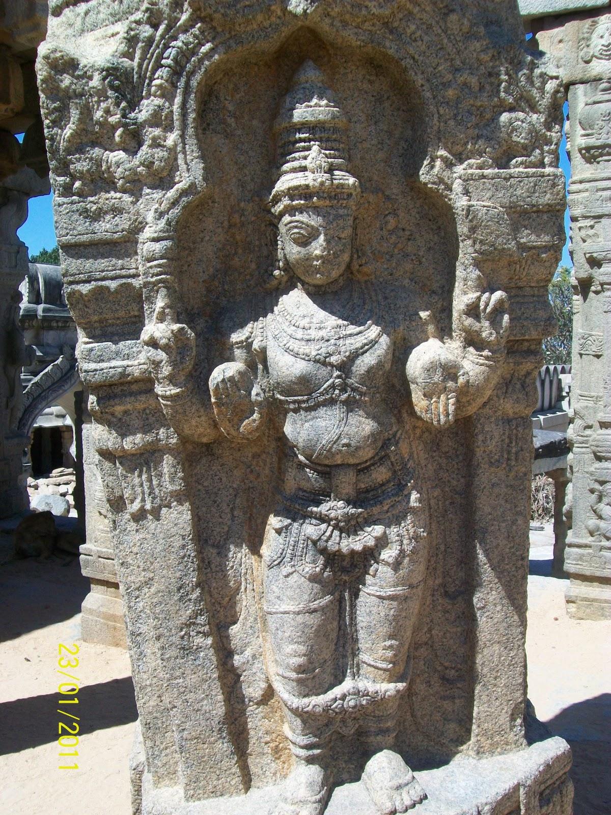Arun n Rashmi's Travel Log: Lepakshi