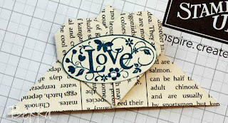 First Edition Heart Corner Bookmark