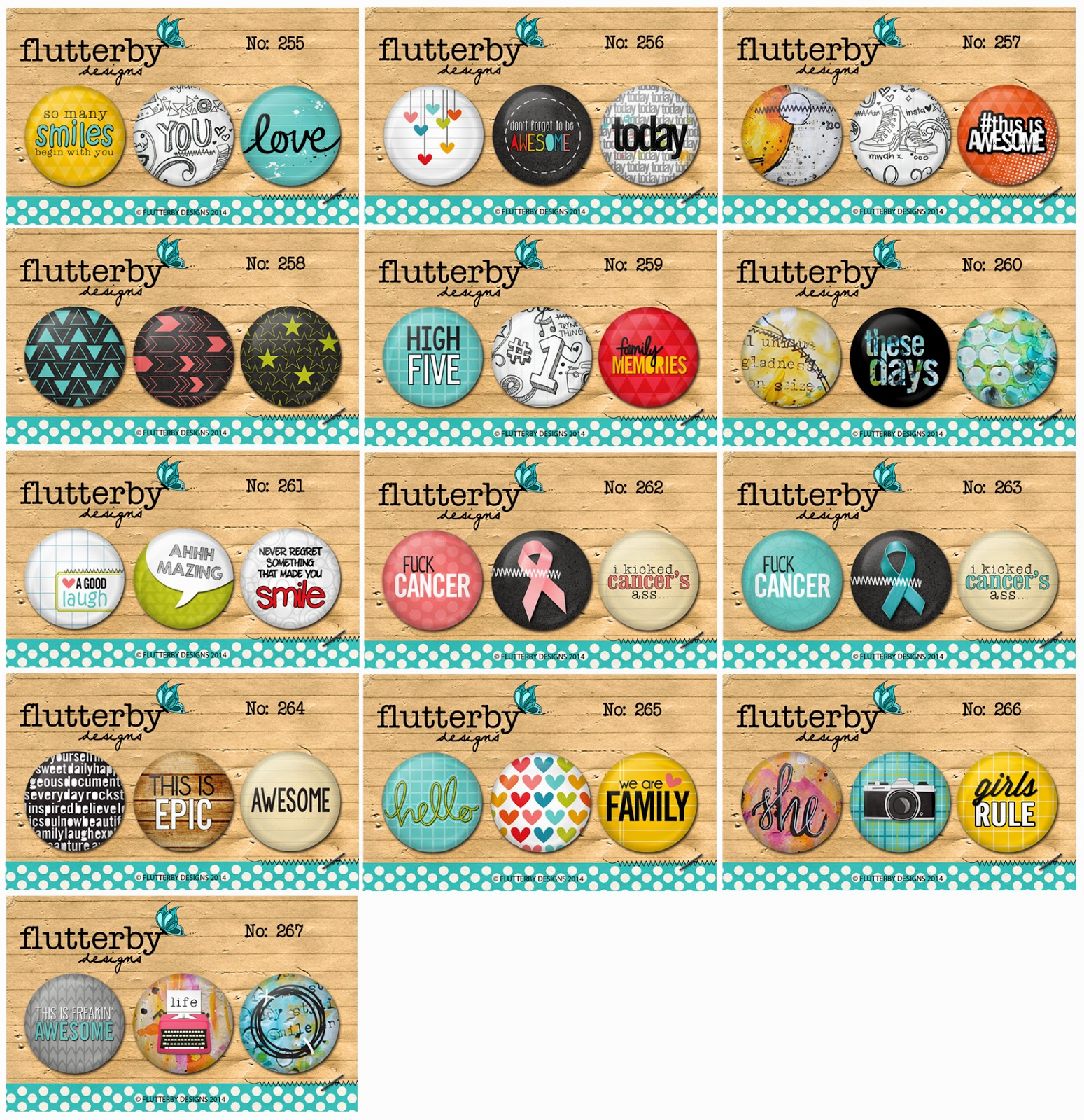 http://flutterbydesigns.bigcartel.com/product/1-flair-buttons-24