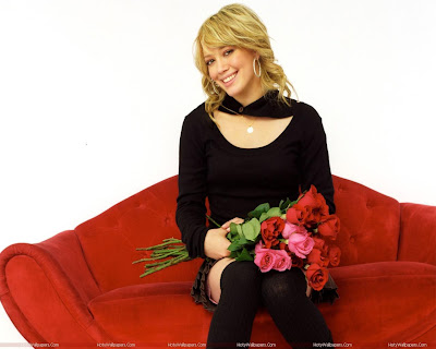 Hilary Duff Latest HD Wallpaper