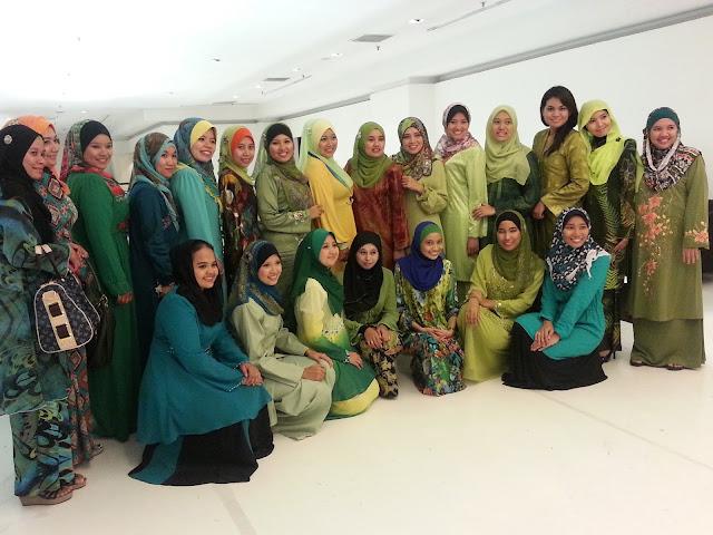 bangi butik baju raya glam iftar
