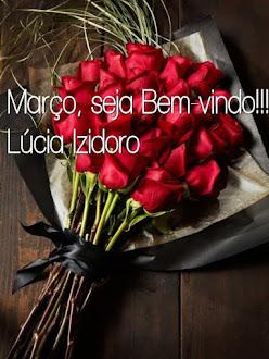 Março traga muitas bençãos!!!
