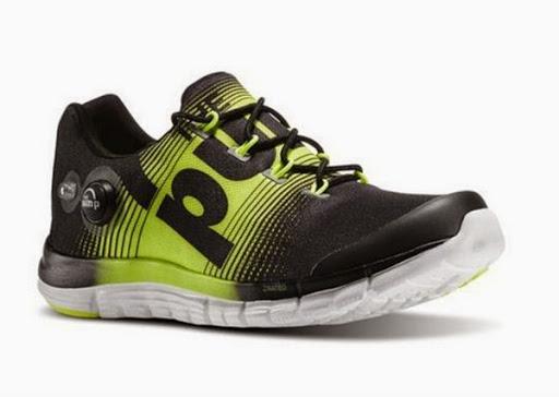 REEBOK ZPUMP FUSION Sepatu lari terbaik 2015