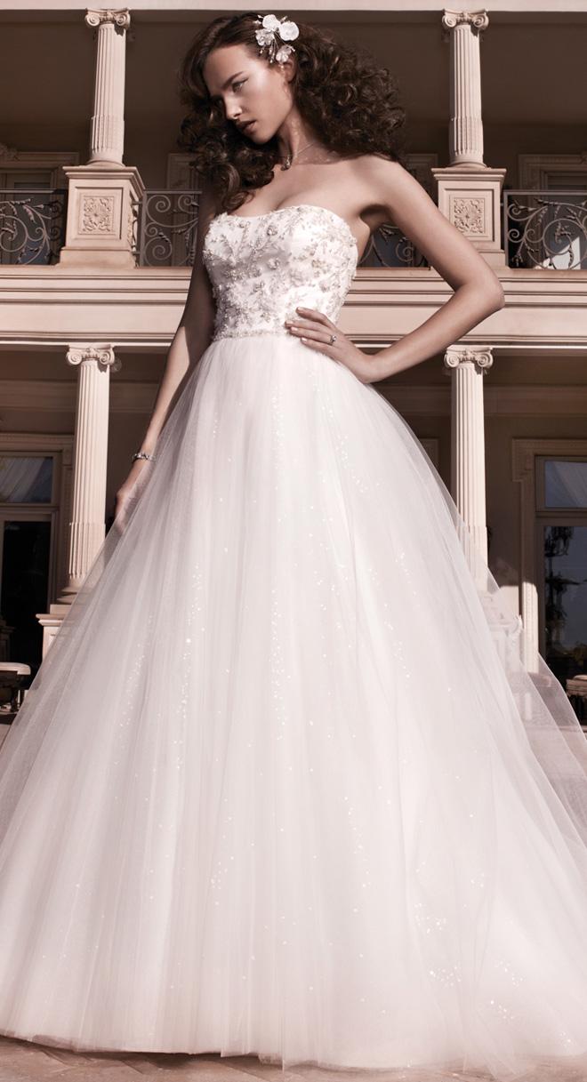 Casablanca Wedding Gown 87 Fancy