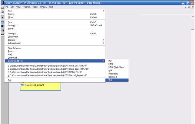 how to create rtf template for xml publisher - oracle concepts for you if statement in xml publisher