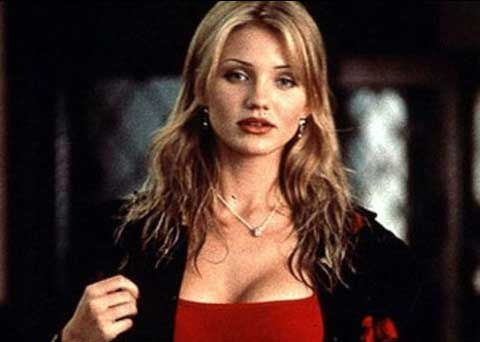 Cameron Diaz in one of the sexiest movie scene ever The Mask