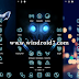 Neon CyanPD - Icon Pack v1.0 Apk
