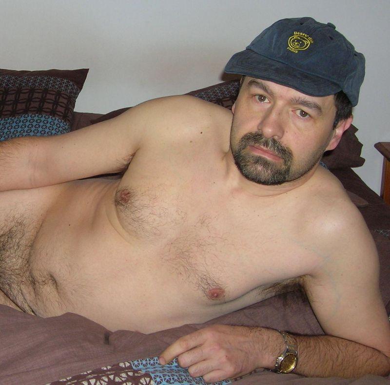 Gay Hairy Bear Men Nude