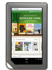 My Nook Library