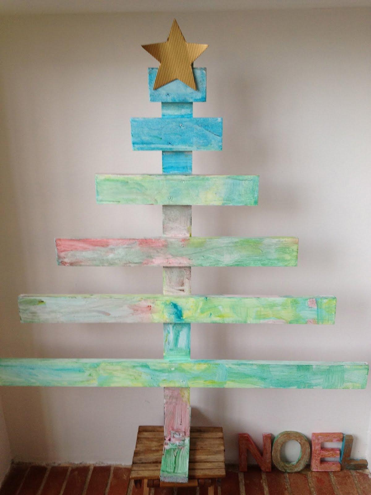 #2E8A9D Joli Brouillon: Sapin De Noël Fait Maison 6421 décoration noel fait maison recup 1200x1600 px @ aertt.com