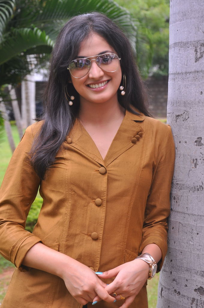 Hari Priya Beautiful Photos at Abbai Class Ammayi Mass Success Meet