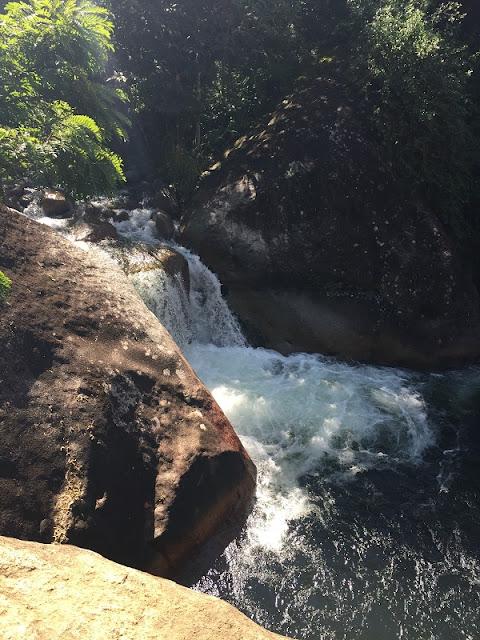 Poção de 7 metros - Visconde de Mauá