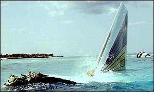 Air African Crash – 1996